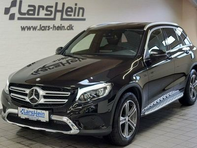 begagnad Mercedes GLC220 d 2,2 aut. 4-M