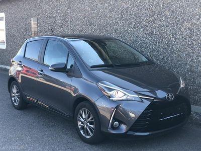 brugt Toyota Yaris 1,5 VVT-I T2 Executive 111HK 5d 6g