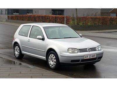 brugt VW Golf IV 1,9 TDI 100 DK