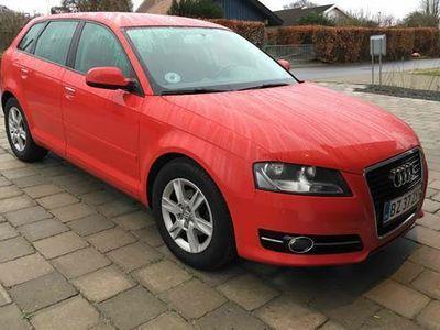 brugt Audi A3 TDI