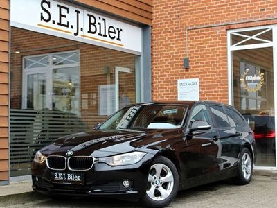 brugt BMW 320 d 2,0 Touring ED 163HK 5d