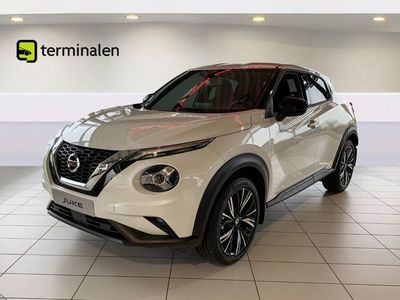 brugt Nissan Juke 1,0 Dig-T 117 N-Connecta