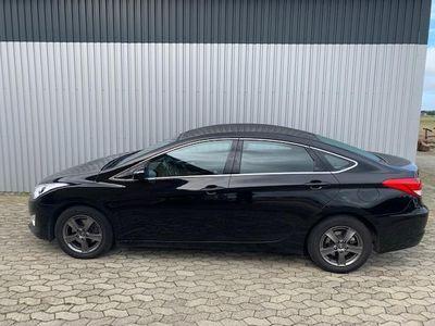 brugt Hyundai i40 1.7 CRDi 4 dørs Sedan 85KW