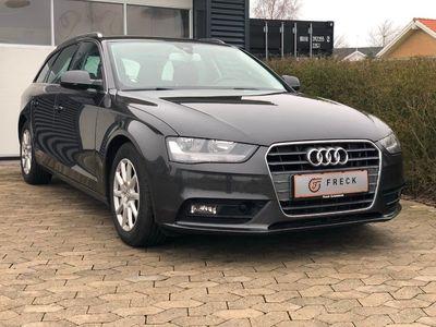 brugt Audi A4 2,0 TDi 136 Ultra Avant