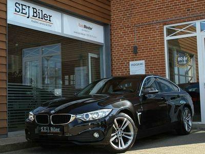 brugt BMW 420 Gran Coupé d 2,0 190HK aut 5d