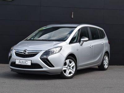 brugt Opel Zafira Tourer 2,0 CDTi 130 Edition 5d