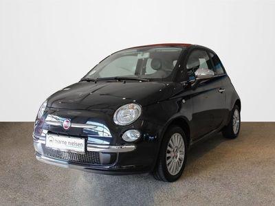 käytetty Fiat 500C 1,2 Pop