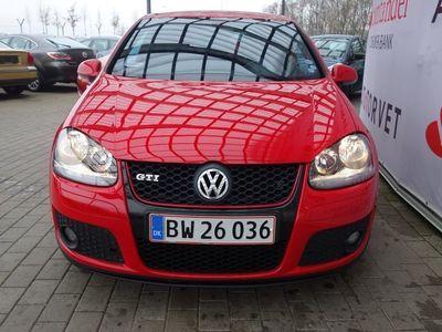 brugt VW Golf 2,0 GTI DSG 200HK 3d Aut.