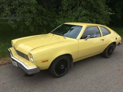 brugt Ford Pinto 2.0