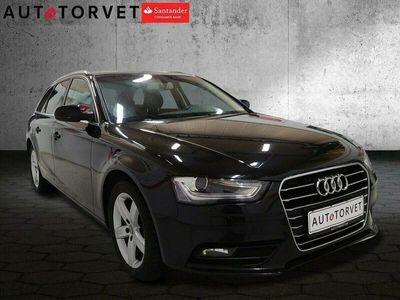 brugt Audi A4 2,0 TDi 150 S-line Avant