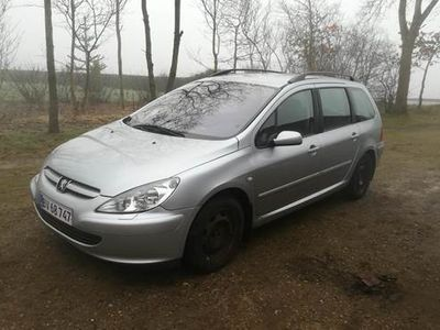 brugt Peugeot 307 2,0 Hdi stc