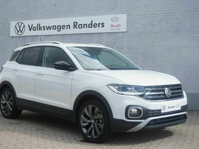 brugt VW T-Cross - 1,0 TSi 115 First Edition