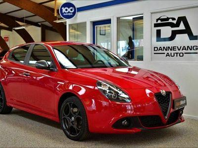brugt Alfa Romeo Giulietta M-Air 170 Edizione TCT