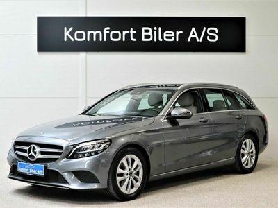 brugt Mercedes C220 d Avantgarde stc. aut. 2,0