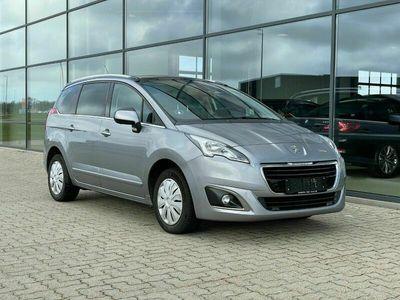 brugt Peugeot 5008 1,6 BlueHDi 120 Allure 7prs