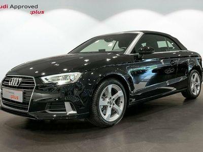 brugt Audi A3 Cabriolet 40 TFSi Sport S-tr.