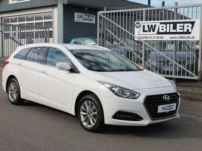 brugt Hyundai i40 1,7 CRDi 115 Trend CW