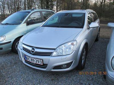brugt Opel Astra Wagon 1,7 ECO CDTI Enjoy 110HK Stc 6g