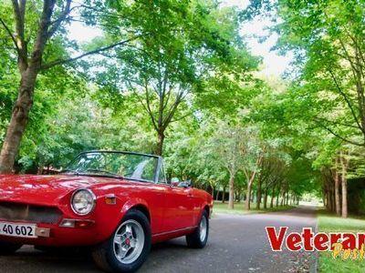 brugt Fiat 124 Spider Sport