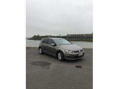 brugt VW Golf VII 1,6 TDI Bluemotion