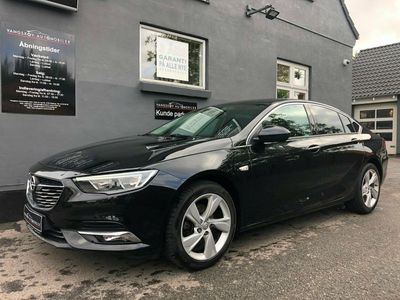 brugt Opel Insignia 1,5 T 165 Dynamic GS aut.