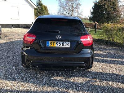 usado Mercedes A220 CDI 7G-DCT