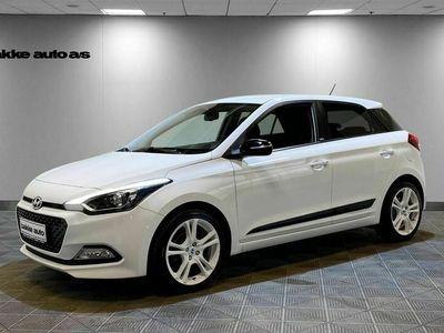 brugt Hyundai i20 1,25 Sport