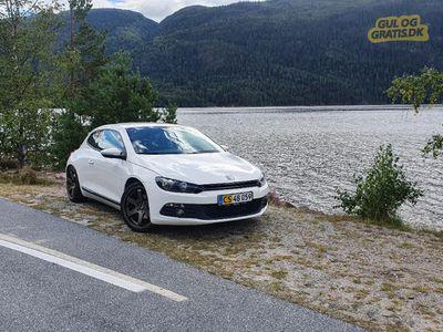 brugt VW Scirocco 1.4tsi 160