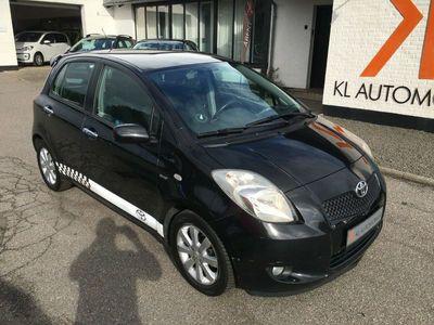 brugt Toyota Yaris 1,4 D-4D Terra