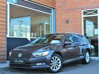 brugt VW Passat Variant 2,0 TDI BMT Highline Plus DSG 150HK Stc 6g Aut. A