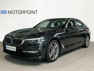 brugt BMW 520 d aut. ED