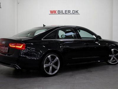 brugt Audi A6 2,0 TFSi 180