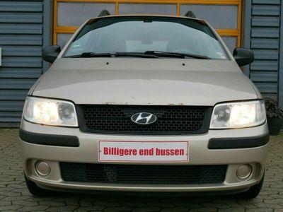 brugt Hyundai Matrix 1,5 CRDi 110 GL