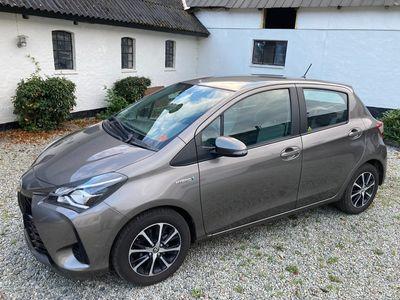 brugt Toyota Yaris 1.5Hybrid e-CVT