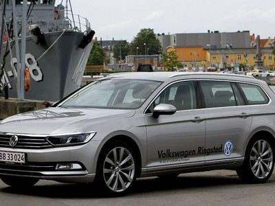 brugt VW Passat 1,8 TSi 180 High+ Variant DSG
