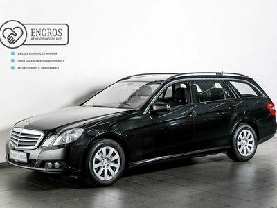 gebraucht Mercedes E200 8 CGi stc. aut. BE
