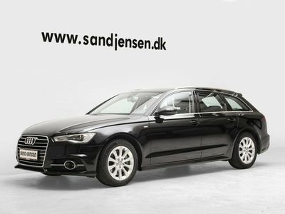 used Audi A6 3,0 TDi 218 S-line Avant S-tr.