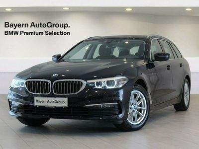 used BMW 520 d 2,0 Touring aut.