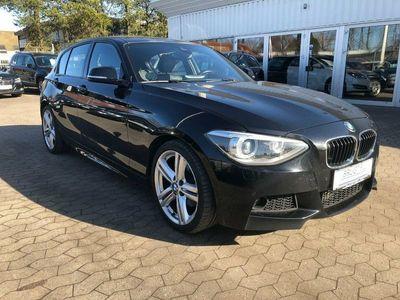 used BMW 125 d 2,0 aut.