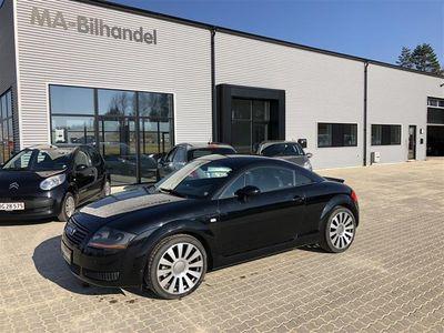 usata Audi TT 1,8 Coupé quattro 180HK 2d