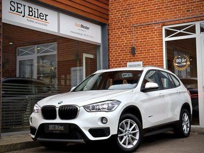 used BMW X1 2,0 20d xDrive Advantage 190HK aut 5d