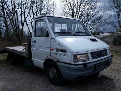 brugt Iveco Daily 2,8 10 103HK Ladv./Chas.