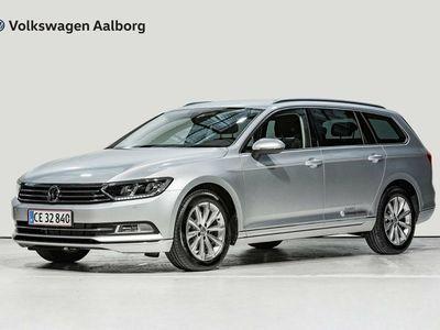 brugt VW Passat 2,0 TDi 150 Highl. Prem. Vari. DSG