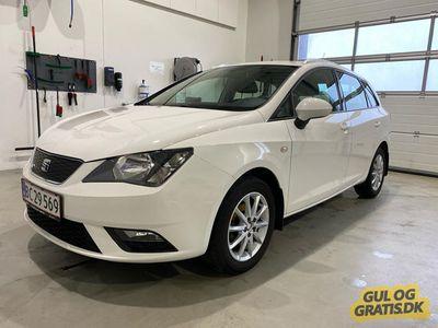 brugt Seat Ibiza st. Car 1,0 tsi 95 hk