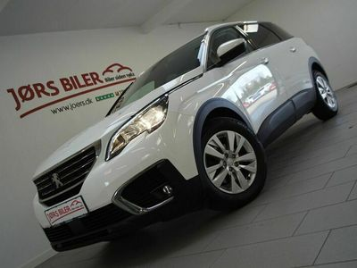 brugt Peugeot 5008 1,6 BlueHDi 120 Active