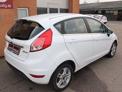 brugt Ford Fiesta 1,6 TDCi 95 Titanium