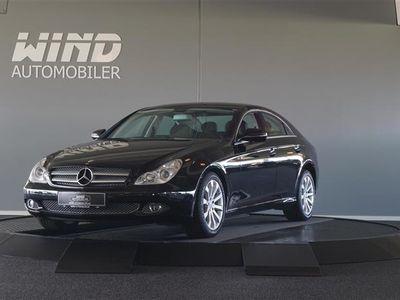 brugt Mercedes CLS320 3,0 CDI 224HK 7g Aut.