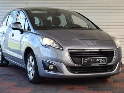 second-hand Peugeot 5008 1,6 HDI Style 114HK 6g