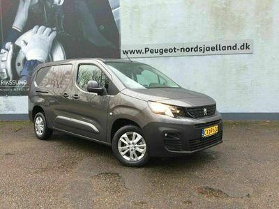 brugt Peugeot Partner 1,5 BlueHDi 130 L1V2 Ultimate EAT8