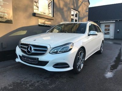 brugt Mercedes E250 2 CDi Avantgarde stc. aut. 4-M